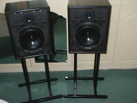 Linn Sara Isobarik two way speakers