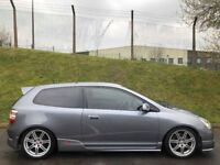 Honda Civic EP3 Type-R Cosmic Grey Facelift