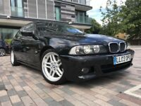 2003 03 Bmw 530I M Sport Auto Champage Edition 2 Individual Low Mileage 82K 1 Owner High Spec E39