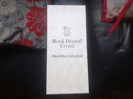 Royal daulton crystal whiskey decanter ,Toyota golf award
