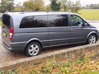 MB VIANO 2.2 AMBIENTE, EXTRA LONG, DIESEL, AUTOMATIC, 6 SEATER, FULL LEATHER, FULL SPECS