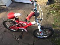 Children little bike for 4/5 years upwards
