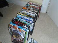 25 Assorted DVDs