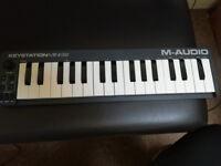 M-Audio Keystation USB Mini 32 Keyboard