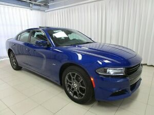 2018 Dodge Charger GT AWD SEDAN. SPORTY AND POWERFUL HEAD-TURNER