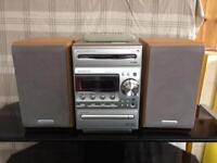 Kenwood Hi-Fi (CD player etc) excellent sound quality