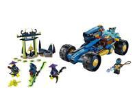 X5 Lego Ninjago, ultra agents & nexo knights sets