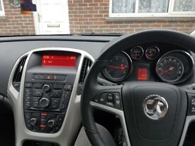 Vauxhall astra ltd edition
