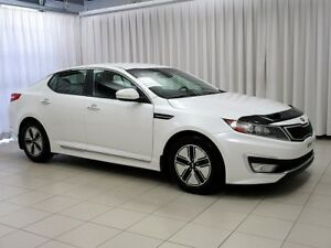 2013 Kia Optima Hybrid INCREDIBLY FUEL EFFICIENT!! HYBRID SEDAN