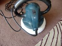 Halfords electric polisher excellent condition