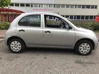 Nissan Micra 2005 1.2 Automatic 5 door hatchback