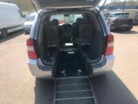 Kia sedona automatic wheelchair accessible disabled ramp wav