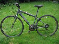 Claud Butler Urban City hybrid bike for spares or repair