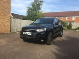 2010 Volkswagen Touareg 3.0 V6 TDI BLUEMOTION 8 speed Auto