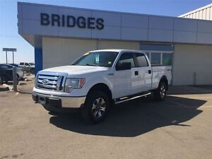 2012 Ford F-150 XLT Supercrew**One Owner Truck**