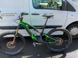 Specialized levo fsr expert limited edition