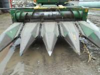 John Deere 4 row harvester corn head for parts