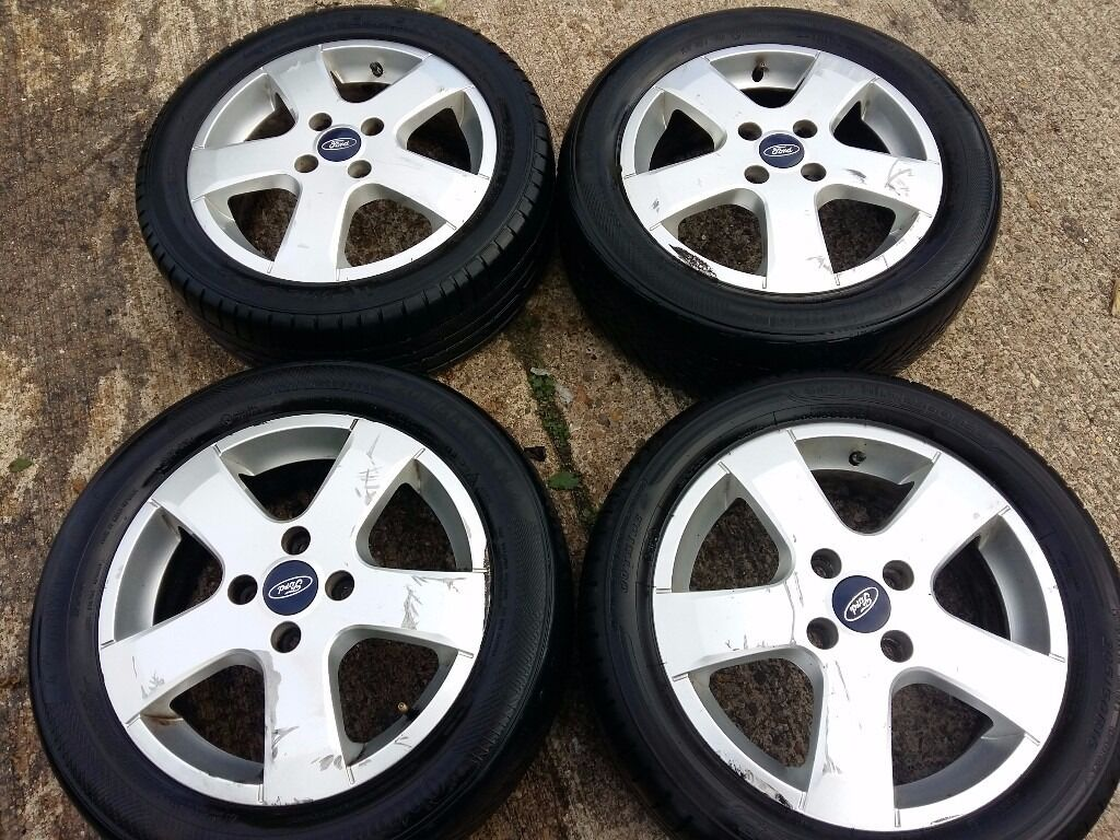 FORD FOCUS ALLU. WHEELS 2045/55 R16