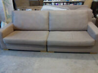 4 Seater & 3 Seater Sofa (Selling Together)