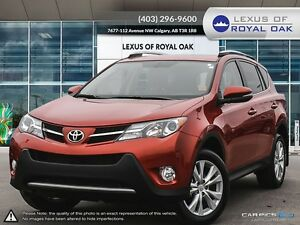 2015 Toyota RAV4 AWD 4dr Limited