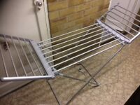 Heated clothes Airer