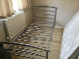 Fab Single Bed Frame