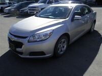 2015 Chevrolet Malibu 4G LTE WI-FI  7' COLOUR TOUCH SCREEN