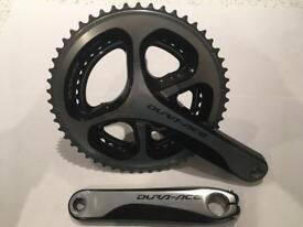 Dura Ace 9000 chainset