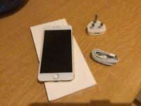 iPhone 6 plus 16 gb 24 kt gold unlocked
