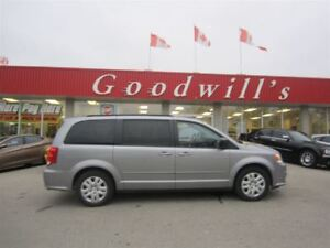 2016 Dodge Grand Caravan SXT! NAVIGATION!