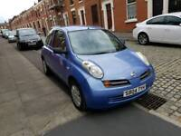 2004 nissan micra 1.2s manual.