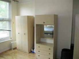 Studio flat in Essex, Crammavill street £150
