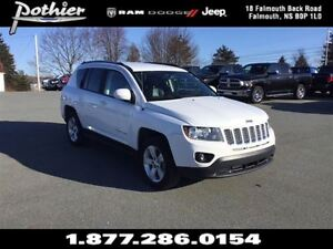 2015 Jeep Compass North FWD   CLOTH   HEATED SEATS   SAT  