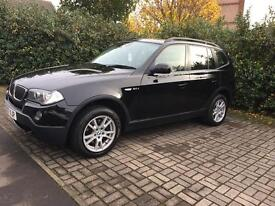Low mileage BMW X3 - priced for fast sell