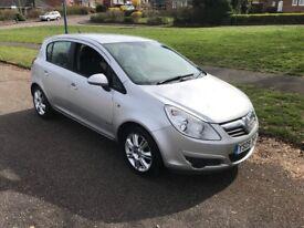 2009 Vauxhall Corsa 1.2 Petrol, Manual, 5 Door, NEW MOT, FREE DELIVERY