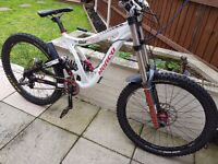 Norco team dh bike for sale