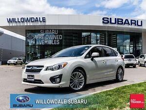 2014 Subaru Impreza 2.0i Sport PKG 5DR No Accidents, Off Lease ,