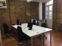 4-6 person self contained office in Shoreditch