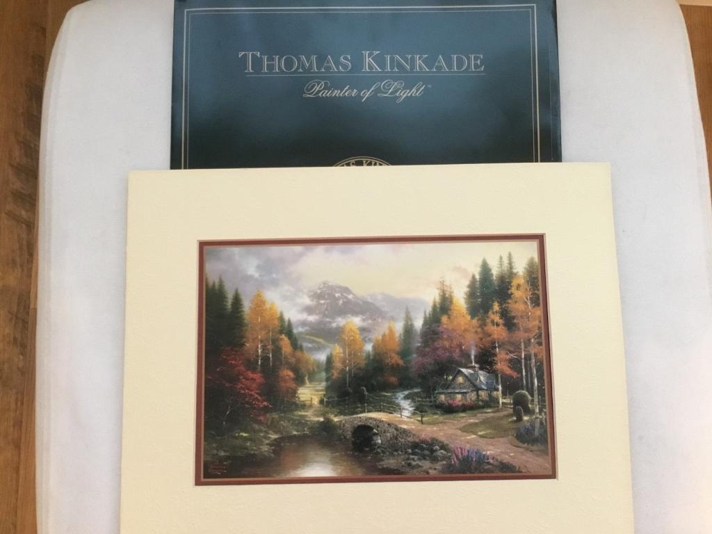 Thomas Kinkade. | in Dartford, Kent | Gumtree
