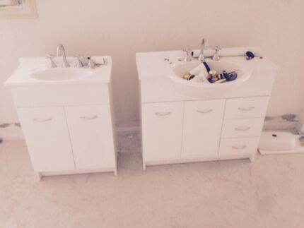 Vanities second hand  Caringbah Sutherland Area Preview