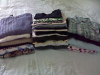 An Assortment of Ladies Clothing. Size 16.