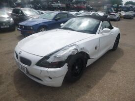 BMW Z4 - CA03JUU - DIRECT FROM INS CO
