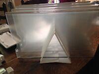 Liebherr Intergrated Fridge/Freezer ICN 3056 Glass Shelf x 4 - Immaculate condition