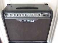 Line6 Spider III 75 Watt Electric Guitar Amp with Effects and 400 Patch Presets Combo Amplifier