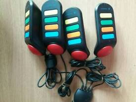 Buzz Hand Controls for ps2
