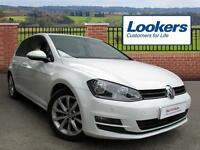 Volkswagen Golf GT TDI BLUEMOTION TECHNOLOGY DSG (white) 2004-12-17