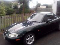 Mazda MX5 Mk2 for sale