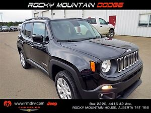 2015 Jeep Renegade NORTH 4x4 / HEATED SEATS * back up cam * remo