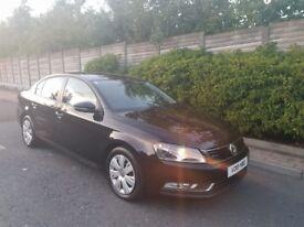 2013 Volkswagen Passat BlueMotion 1.6 TDI 6Speed 4Door Saloon £20 Tax Excellent Condition