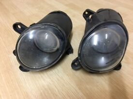 Fog Lights VW Passat 2001 3B7941699A 3B7941700A